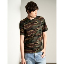T-SHIRT ANVIL CAMOUFLAGE AN939