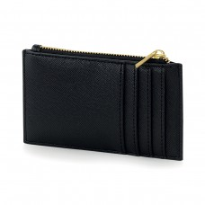 BOUT.CARD HOLDER 100% LEATHER