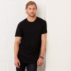 MEN'S LONG BODY URBAN T 100%C