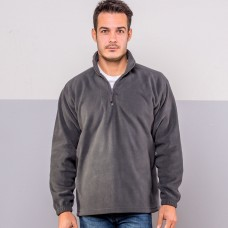 FLEECE 1/4 ZIP 100%P