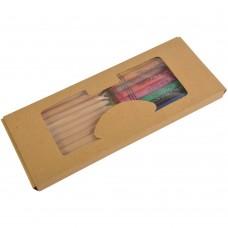 SET 10 MATITE COL E 9 PASTELLI IN BOX 14814