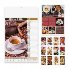 COFFEE & LOUNGE BAR - ILLUSTRATO MENSILE 12 FOGLI PA148