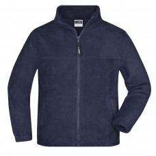 JR FULL-ZIP FLEECE 100% P J&N