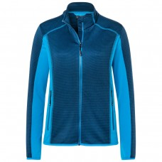 LADIES'FLEECE JACKET92%P8%E