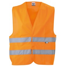 SAFETY VEST KIDS 100%P