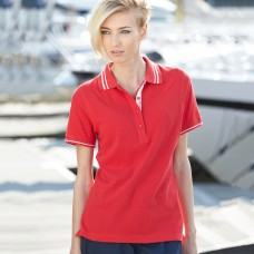 LADIES LIFESTYLE POLO 100%C