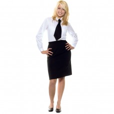 WAITRESS SKIRT BASIC 100%P