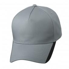 TWO TONE CAP 100%C M&B