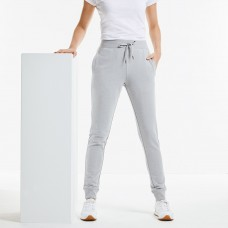LADIES' HD JOG PANTS 65%P 35%C