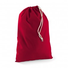 COTTON STUFF BAG 100%C 10X15